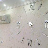 ساعت دیواری مدرن رومی